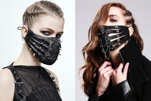 ride a motorcycle mask