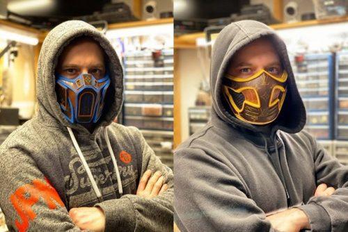 Star War mask