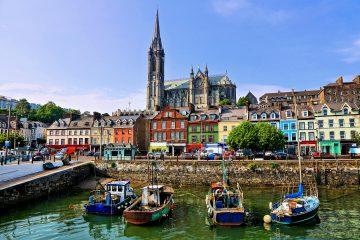Darbs Īrijā